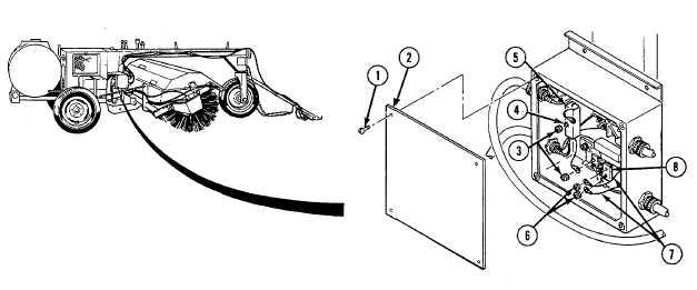 circuit breaker and resistor replacement  junction box