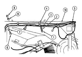 TM 9 2320 356 BD 226 in addition Britax A434 Mag ic Light Bar moreover 1997 Infiniti Qx4 Wiring Diagram And Electrical System Service And Troubleshooting in addition Flat Roof Gutter Detail Cad Aurora Roofing Contractors together with Diagram For Planter Box. on automotive wiring harness construction