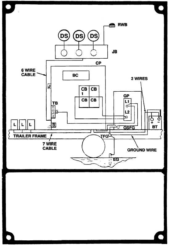 e  schematic wiring diagram